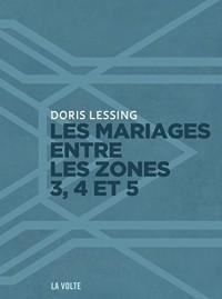 LES MARIAGES ENTRE LES ZONES 3, 4 ET 5