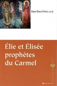 Elie et Elisée prophètes du Carmel