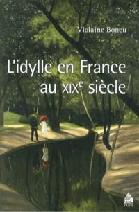 Idylle en France au 19e Siecle