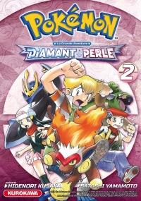 Pokémon - Diamant et Perle/Platine - tome 02 (2)