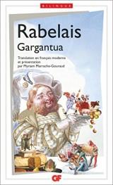 Gargantua bilingue [Poche]