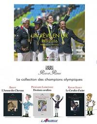 Coffret collection Rois et Rênes