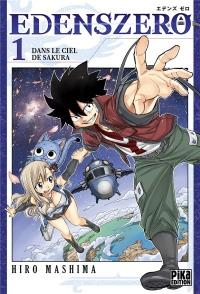 Edens Zero T01: Dans le ciel de Sakura