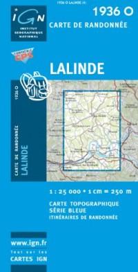 Lalinde GPS: Ign1936o