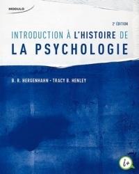 Introduction a l'Histoire de la Psychologie (2ed)