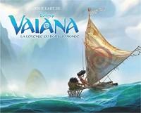 Disney:Tout l'Art de Vaiana