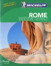 Guide Vert Week-end Rome