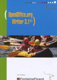 Open Office Niveau 1, Writer 3.1