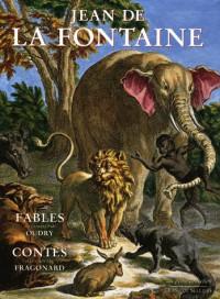 Fables et Contes : Coffret 2 volumes