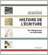Histoire de l'écriture (compact)