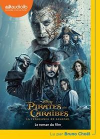 Pirates des Caraïbes - La Vengeance de Salazar: Livre audio 1 CD MP3