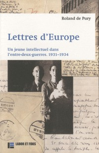 Lettres d'europe