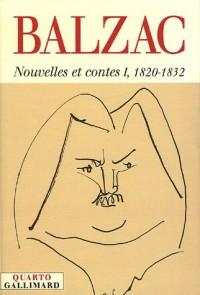 Nouvelles et contes : Tome 1, 1820-1832