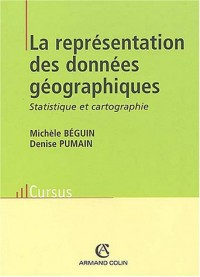 La représentation des données géographiques : Statistique et cartographie