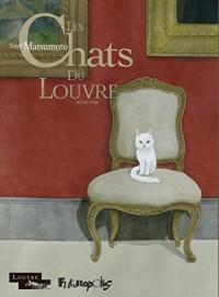 Les chats du Louvre (Tome 2)