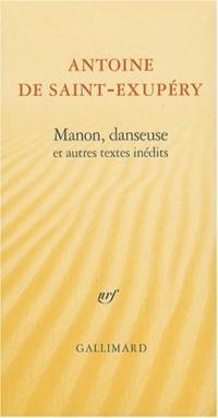 Manon, danseuse et autres textes inédits : Coffret en 4 volumes