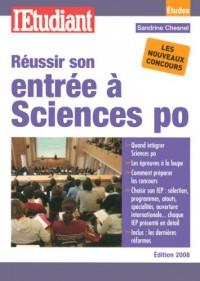 Réussir son entrée à Sciences po