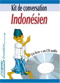 Indonésien ; Guide + CD Audio