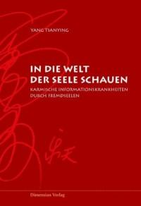 In die Welt der Seelen schauen - karmische Informationskrankheiten durch Fremdseelen (Livre en allemand)