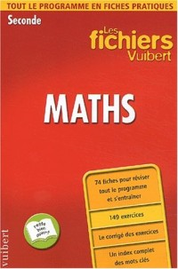 Les fichiers Vuibert : Maths, seconde