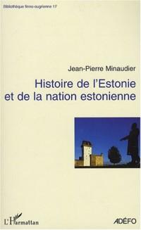 Histoire de l'Estonie : Et de la nation estonienne