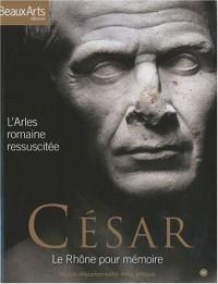César, le Rhône pour mémoire : L'Arles romaine ressuscitée
