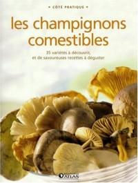 Les champignons comestibles