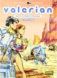Valerian: Agente Espaciotemporal 5 / Valerian: Spatio-Temporal Agent 5