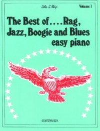 Partition: Best of rag vol. 1 jazz easy piano