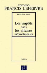 Impôt dans les affaires internationales