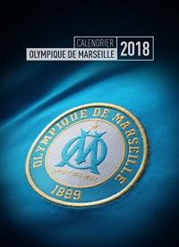 Calendrier mural Olympique de Marseille 2018