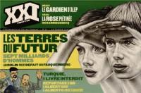 XXI, N° 24, automne 2013 : Les terres du futur