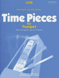 Time Pieces For Trumpet Volume 1. Partitions pour Trompette