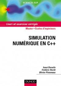 Simulation numérique en C++ - Cours et exercices corrigés
