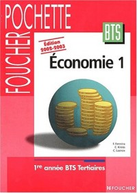 Economie 2002-2003 : BTS Tertiaires, 1ère année