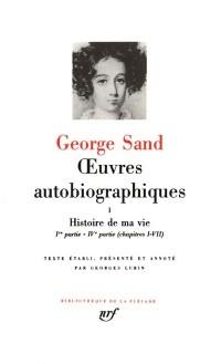 Sand : Histoire de ma vie
