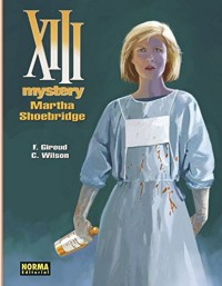 XIII Mystery 8. Martha Shoebridge.