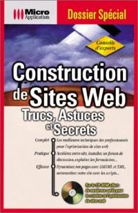 Construction de sites Web