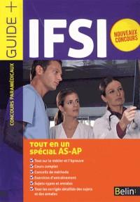 Concours IFSI - Tout-en-un spécial AS-AP