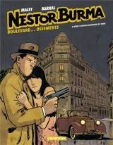 Nestor Burma, Tome 8 : Boulevard... Ossements