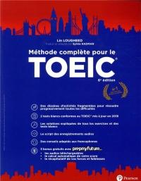 Méthode complète pour le TOEIC 6e édition