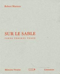 Sur le sable : Toros toreros toreo