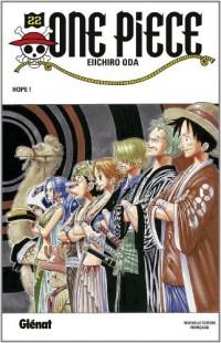One Piece - Édition originale - Tome 22: Hope !