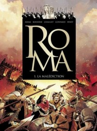 Roma, Tome 1 : La malédiction