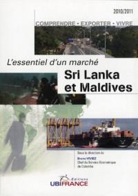 Sri Lanka et Maldives - l'Essentiel d'un Marche (3e ed) 2010/2011