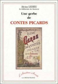 Une Gerbe de Contes Picards (Ae)