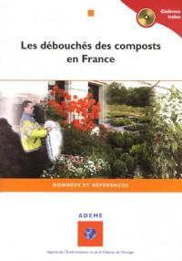 Les débouchés des composts en France (1Cédérom)