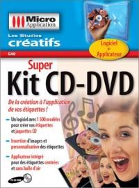 Super Kit CD-DVD
