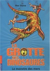La grotte des dinosaures, Tome 8 : Le monstre des mers