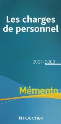 COL MEMENTOS CHARGES DU PERSONNEL ED 2007 (Ancienne Edition)